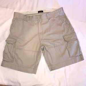 Polo Ralph Lauren Khaki Cargo Shorts 40